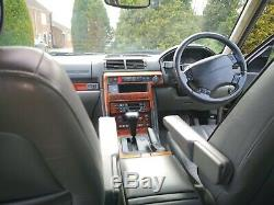 Range Rover P38 4.6 V8 Limited edition Collectors Classic