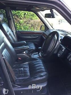 Range Rover P38 4.6 Vogue LPG Spares or repair 2000