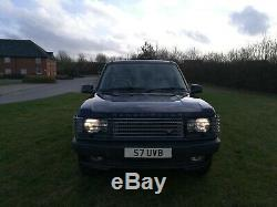 Range Rover P38 4.6HSE V8 Low miles Lovely car Private Plate Included