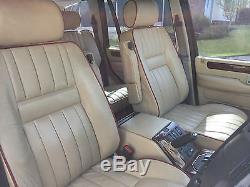 Range Rover P38 4.6L V8 LPG Conversion