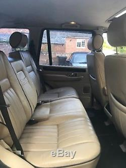 Range Rover P38 4.6Vogue LPG
