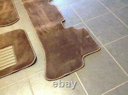 Range Rover P38 50th Anniversary Floor Over Carpets / Mat Used Original OEM
