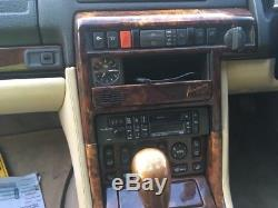 Range Rover P38 Autobiography -V8 rare manual version spares or repair