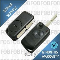 Range Rover P38 Button Remote Key Fob REPAIR AND RECASE Service