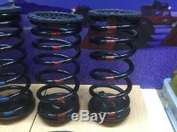 Range Rover P38 Coil Spring Conversion With Bypass Wiring
