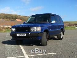 Range Rover P38. DT County