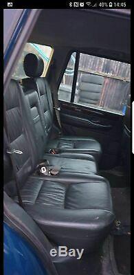 Range Rover P38 Dhse 1 Owner Barn Find