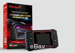Range Rover (P38) Diagnostic Scan Tool & Reset Fault Code Reader-iCarsoft LRV2.0