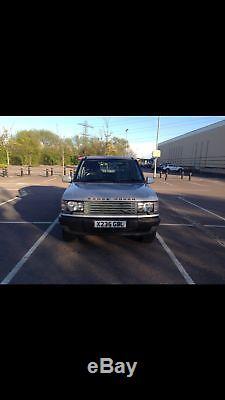 Range Rover P38 Diesel