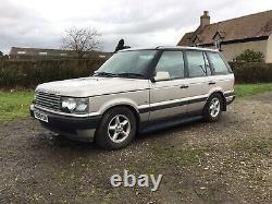 Range Rover P38 Diesel. 2.5 DSE Auto 2000