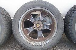 Range Rover P38 Discovery Td5 V8 Genuine Kahn 20 Alloy Wheels G/grabber X5