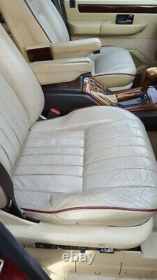 Range Rover P38 Electric Leather Seats And Door Cards