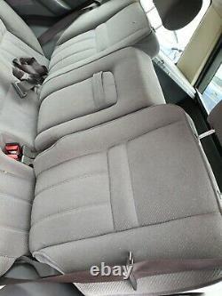 Range Rover P38 Gray Fabric Seats