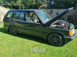 Range Rover P38 HSE 4.6 Ltr V8 perfect Engine, with car + V5. Drive on trailer