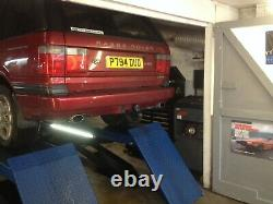 Range Rover P38 Headlining Repaired. All P38 Service, Parts, Repairs