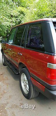 Range Rover P38 (LPG)