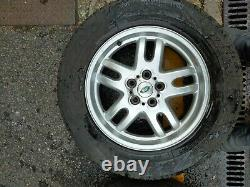 Range Rover P38 / Land Rover Discovery 2 Wheels, 18 set of 5 with 20 wheel nuts
