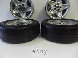 Range Rover P38 / Land Rover Td5 Mondile Wheels And Tyres Size 255 55 R18