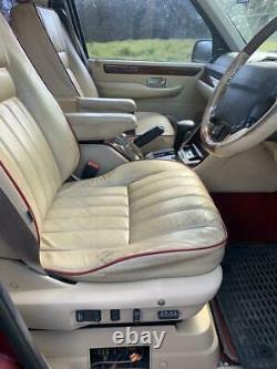 Range Rover P38 Lpg