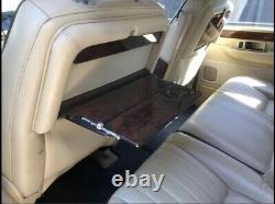 Range Rover P38 Mahogany Rear Folding Tray Tables