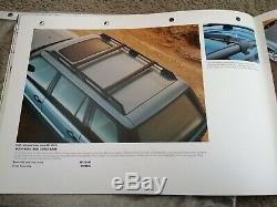 Range Rover P38'NEW' Roof Rail Cross Bars STC8506
