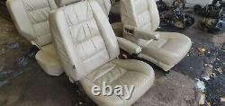 Range Rover P38 Oxford Leather Interior Seats