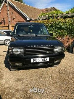 Range Rover P38 Rare Stunning Collectors Car