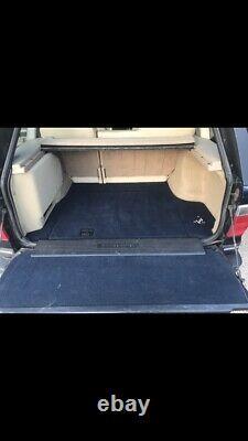 Range Rover P38 Vogue Blue Carpets