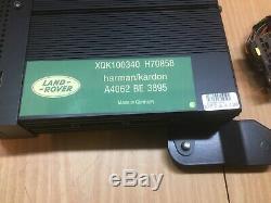 Range Rover P38 Vogue SE AMP Harman/Kardon Amplifier XQK100340