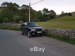 Range Rover P38 Vogue diesel 2.5 Auto