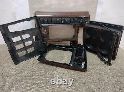 Range Rover P38 WOOD WALNUT CONSOLES