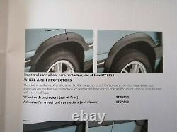 Range Rover P38 Wheel Arch Protectors Rare STC8514