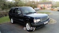 Range Rover P38 dse