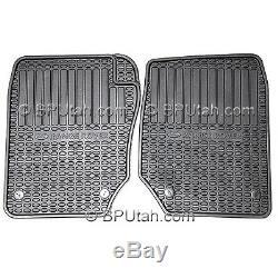Range Rover P38a Rubber Floor Mat Mats OEM Genuine Factory =Set of 4= 19952002