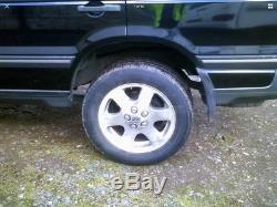 Range Rover Vouge p38 spares and repairs