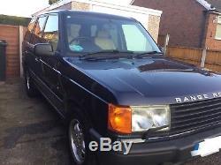Range Rover p38 2.5 DT diesel auto