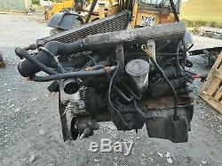 Range Rover p38 2.5 diesel engine