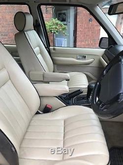 Range Rover p38 4.0 V8