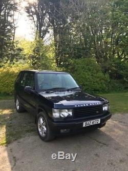 Range Rover p38 4.6 Vogue 2000