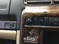 Range Rover p38 4.6 hse auto 1999 LPG 119k royal blue FULL MOT coils & springs