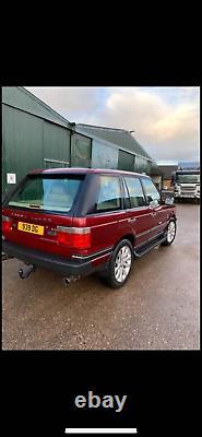 Range Rover p38 V8