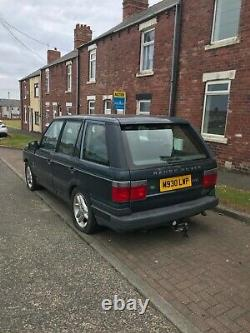 Range Rover p38 breaking or buy whole car. Its the 4.0 with lpg conversion