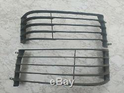 Range Rover p38 light guards