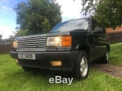 Range Rover p38 manual v8