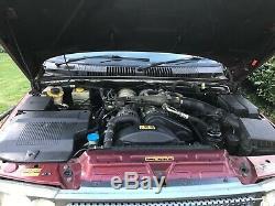 Range rover P38 4.6 Thor V8 2002 Vogue