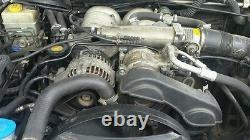 Range rover p38 4.6 Thor engine reconditioned