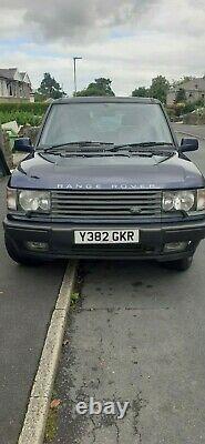 Range rover p38 4.6 v8 petrol/lpg Car