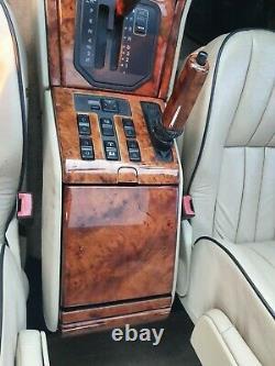 Range rover p38 centre console wood trim