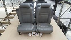 Range rover p38 leather seats