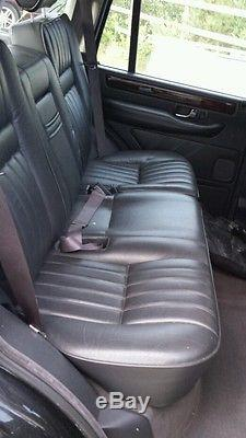 Range rover p38 leather seats 2000 upgrade